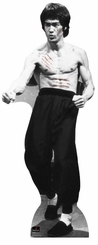 Bruce Lee Cardboard Cutout Life Size Standup
