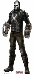 Crossbones � Captain America Civil War Cardboard Cutout Life Size Standup