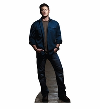 Dean Winchester from Supernatural Cardboard Cutout Life Size Standup