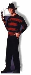 Freddy Kreuger Cardboard Cutout Life Size Standup