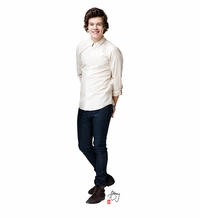 Harry One Direction Cardboard Cutout Life Size Standup
