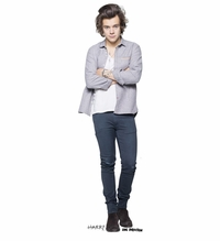 Harry � One Direction Cardboard Cutout Life Size Standup