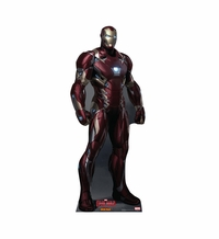 Iron Man 02 � Captain America Civil War Cardboard Cutout Life Size Standup