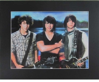 """Jonas Brothers Picture 11"""" X 15"""" SUPER SALE"""