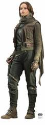 Jyn Erso Rogue One: A Star Wars Story Cardboard Cutout Life Size Standup