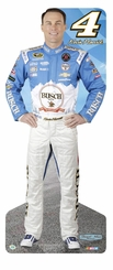 Kevin Harvick Busch Beer Cardboard Cutout Life Size Standup