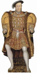 King Henry VIII Cardboard Cutout Life Size Standup