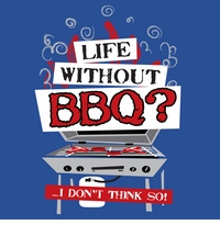 Life Without BBQ Apron