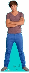 Louis - One Direction Cardboard Cutout Life Size Standup