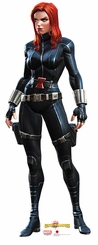 Marvel's Black Widow Cardboard Cutout Life Size Standup