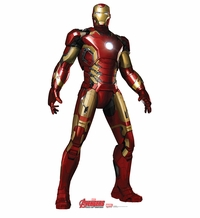 Marvel's Iron Man � Age of Ultron Cardboard Cutout Life Size Standup