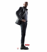Marvel's Nick Fury � Age of Ultron Cardboard Cutout Life Size Standup