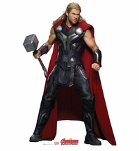 Marvel's Thor � Age of Ultron Cardboard Cutout Life Size Standup