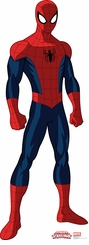 Marvel's Ultimate Spider-Man 01 Cardboard Cutout Life Size Standup