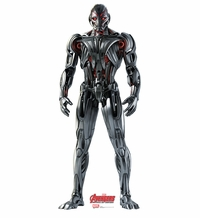 Marvel's Ultron � Age of Ultron Cardboard Cutout Life Size Standup