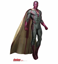 Marvel's Vision � Age of Ultron Cardboard Cutout Life Size Standup