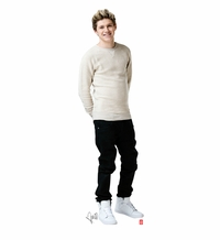 Naill One Direction Cardboard Cutout Life Size Standup
