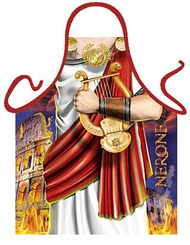 Nerone (Nero) Funny Novelty  Apron