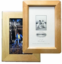 Oak Wood Picture Frame 4 X 6