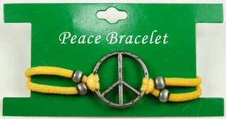 Peace Bracelet - Click to enlarge