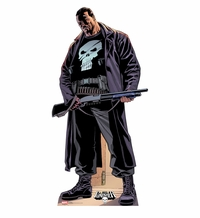 Punisher � Marvel Cardboard Cutout Life Size Standup