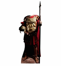 Roman Soldier Stand-in Cardboard Cutout Life Size Standup