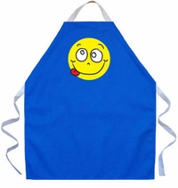 Silly Face Kids Apron