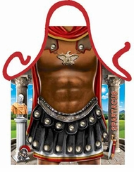 Spartacus Funny Novelty Apron