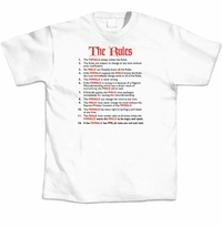 The Rules T-Shirt