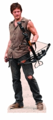 The Walking Dead Cardboard Cutouts Life Size Standups