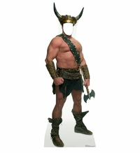 Viking Stand-in Cardboard Cutout Life Size Standup