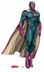 Vision (Avengers) Cardboard Cutout Life Size Standup