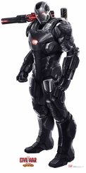War Machine � Captain America Civil War Cardboard Cutout Life Size Standup