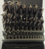 "29-piece HSS Super Jobber Length Drill Bit Set (1/16"" to 1/2"")"