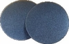 "7"" Hook & Loop Floor Sanding Edger Discs, 80 Grit, Pack of 50."