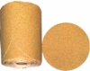 "GoldStar Self-Adhesive Sanding Discs, 5"" Diameter, P80 Grit, Roll of 100."