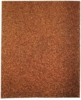 "Aluminum Oxide Sandpaper Sheets, 9"" by 11"", P80D Grit, Pack of 50."