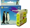 Brother LC-105Y Compatible Yellow Ink Printer Cartridges
