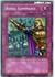 Yugioh: Royal Command (C) GLD1-EN042 (Limited Edition)