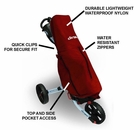 FREE SHIPPING!  Clicgear Golf Bag Rain Cover