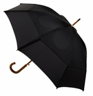 "Gustbuster Classic Umbrella | Gust Buster 48"" Hook Handle Umbrella"