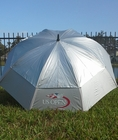 "LIMITED EDITION US Open Gustbuster Sunblock 62"" Arc Sun Umbrella"