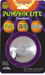 All-In-One Pumpkin Light - Halloween Decor - sold out