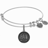 Angelica Good Witch or Bad Witch Bracelet Silver SOLD OUT