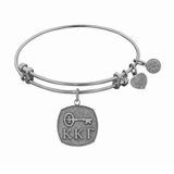 Angelica Kappa Kappa Gamma Bracelet Silver - SOLD OUT