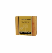Aromatherapy Soap - 4 oz. Bar - LEMONGRASS