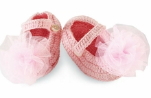 Baby Booties - Crochet Booties Mud Pie