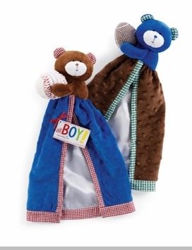 Baby Boy Gift  - Sports Cuddler  - sold out