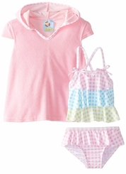 Baby Buns Little Girls' Picnic Princess Swimsuit Set - sold out