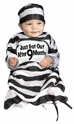 Baby Bunting Costume : Time Out Tot